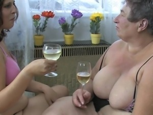 relaxation with granny