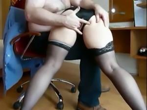 I get a spanking!