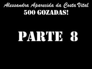 Alessandra Aparecida da Costa Vital - 500 gozada free
