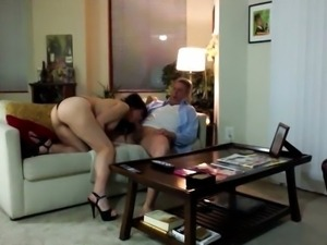 HORNY HOUSEWIFE AND CLIENT