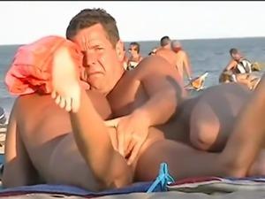 ##Hidden Cams  Beach  Voyeur p.1##