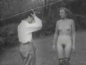 One of the first original classic porn scenes shot almost a century ago