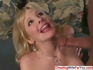 Cuckold wife get fucked free