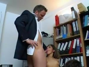 Sahara Knite - Office Sluts