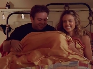 Jessica Alba - HOT Outtake Good Luck Chuck