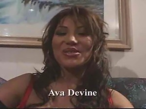 Doesn't even need a description. It's Ava Devine, you know what to expect.