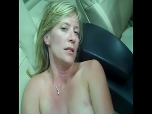 Older SLUT  is Talking Dirty (in Car)