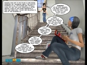 3D Comic: Freehope 6