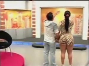 Andressa striptease videos porno mulher melancia gostosa