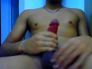 Punheta intensa com gozada - Intense handjob with cumshot
