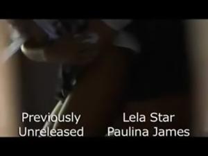Lela Star & Paulina James Bless New Bed Sheets free
