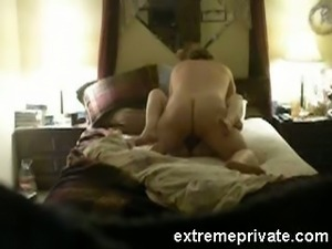 spying our neighbor fucking mom to an orgasm