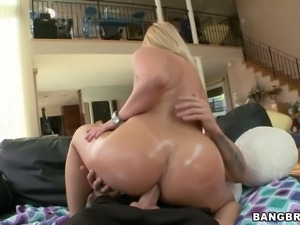 katja gets stuffed with cock