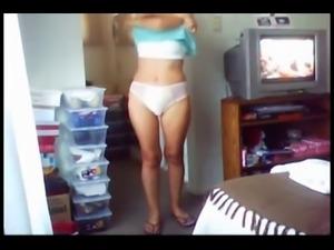 real mother hidden cam