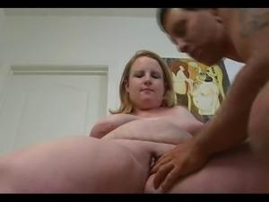 Chubby Fuckslut Miranda Returns Shaven