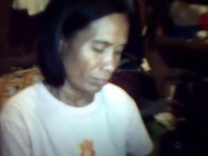 FILIPINA MOM RHODORA LEPITEN STRIPS FOR ME ON CAM