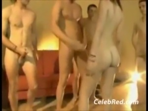The First Gangbang Is Always The Hardest free