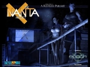 3D Comic: Nanta Project. Episode 2 free
