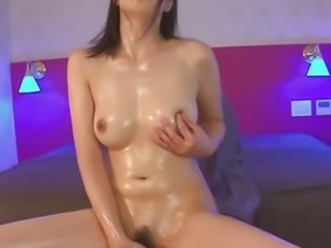 Saki Aoyama in mamasans the asian milf movie
