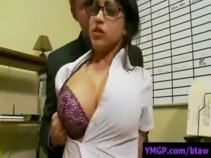 Busty Office Babes Banged By Their Bosses - BigTitsAtWork 01 free