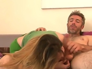 Missy Sweet meets Steve French for the first time, but this is not a problem...