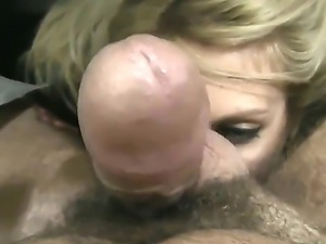 Sexual and so sweet blonde pornstar Babette is spending so great time with...