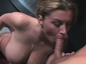 Amazing Sara Stone gets hard fucked and deep peentrated by horny hunk