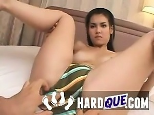 Maria Ozawa Fucked in Bed cum shot