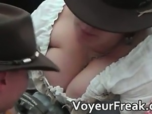 Amazing gigantic boobed slut lets part3