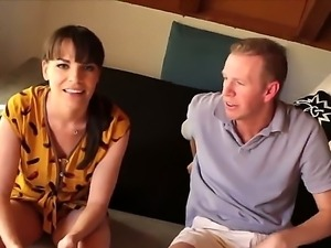 Dana DeArmond and Mark Wood love to talk about their porn videos and other...