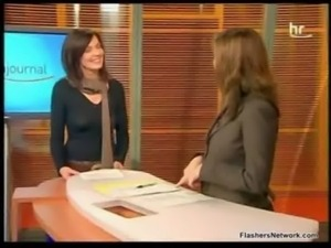 Oops seethrough weathergirl caren schmidt - http://tinyurl.com/WantToChat free