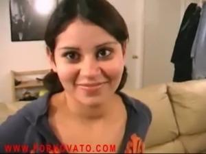 056 Mexicana en casting - : - www.pornovato.com free