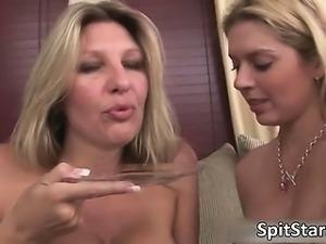 Two dirty horny lesbians Jezebel part2