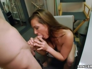 Tory Lane is a smoking hot milfy lady with perfect body. This experienced...