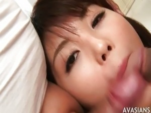 Fucked in her hairy pussy