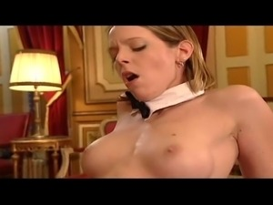 Four awesome sluts in lesbian hardcore orgy, they licks each other pussies,...