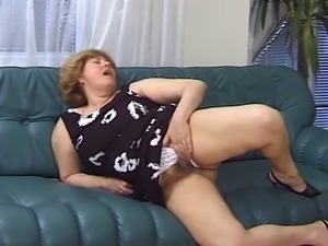 GRANNY sex power! #2
