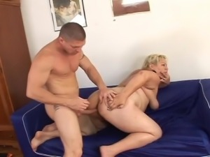 huge whore swallows cock with her pussy and mouth @ big fat cream pie #10