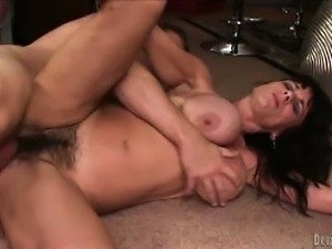 Your Mom's Hairy Pussy #13