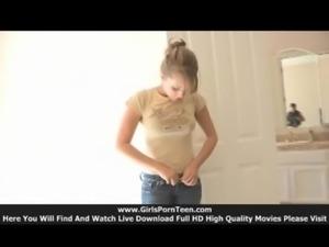 Ella flashing public teen free