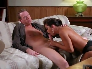 Stunning milf Franceska Le with big fake tits and delicious ass in awesome...