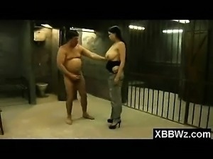 Soothing BBW Girl Hardcore