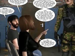 3D Comic: Langsuir Chronicles. Episode 16