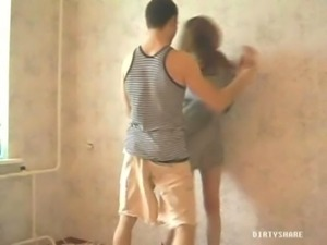 Young Russian Chick Forced to Sex free