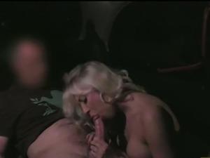 Karlie fucks her taxi driver