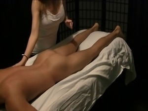 Teen boy hot massage with happy ending 2