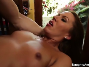 Inari Vachs gets slammed so hard by Derrick Pierce that her hole will never...