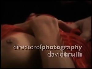 Catalina Larranaga naked masturbates, giving us a look