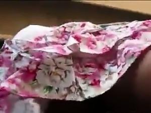 Cute Panties Upskirt Video