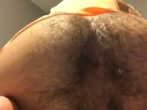 Hairy ass that means a rimming